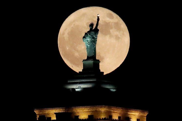 'Full worm supermoon' set to shine: What you need to know