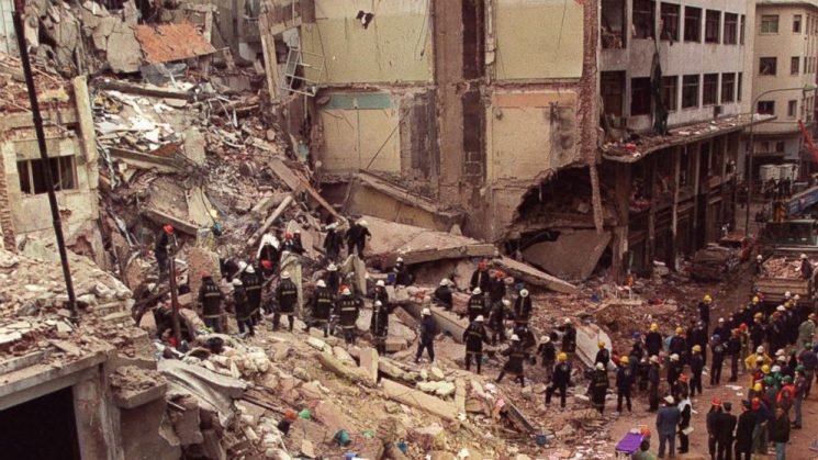 8 found guilty in cover-up of deadly 1994 bombing of Jewish center in Argentina