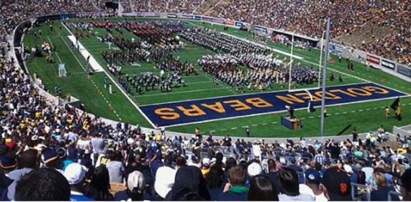 UC Berkeley student accuses football players, coaches of sexual harassment in Facebook post
