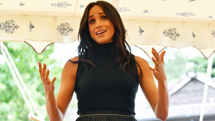 Meghan Markle will make her own baby food, as inspired by her 'California roots,' source claims