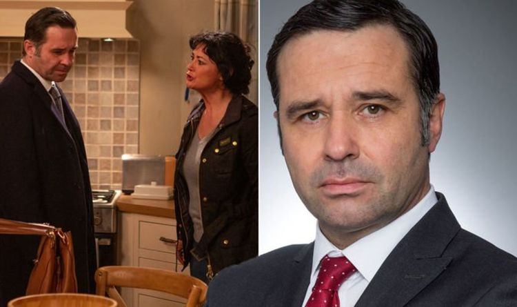 Emmerdale spoilers: Is Graham leaving? Will Andrew Scarborough quit soap?
