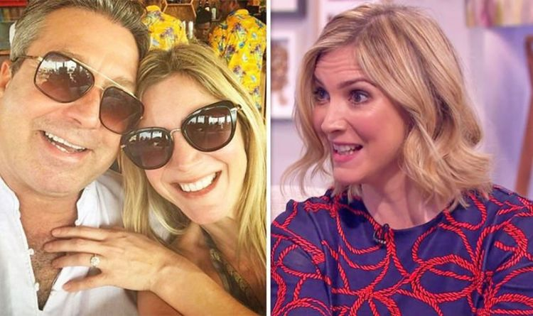 John Torode: Masterchef host's fiancee Lisa Faulkner puts wedding plans on hold