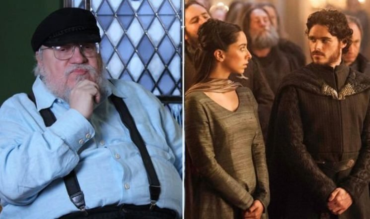 Game of Thrones: What does George RR Martin really think about the Red Wedding scene?