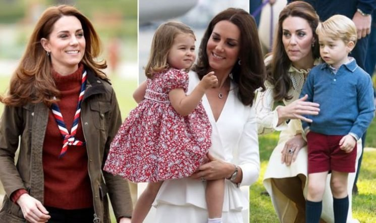Kate Middleton news: The simple parenting trick the Duchess uses to keep her kids happy
