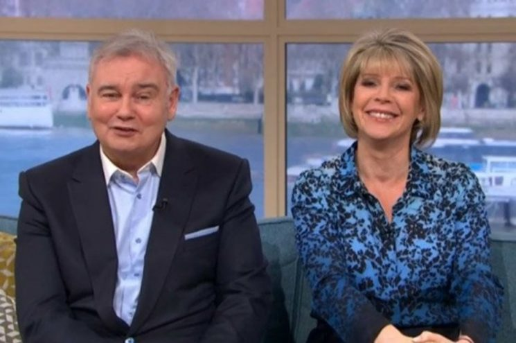 This Morning's Eamonn Holmes and Ruth Langsford hint at animalistic sex life