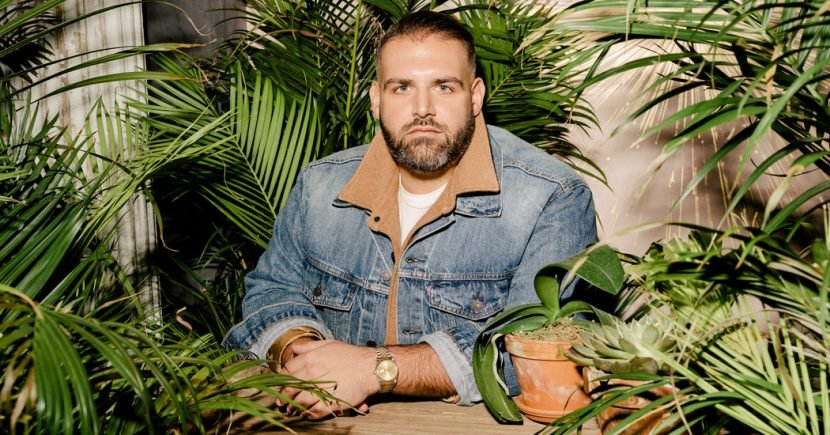 James DeSantis of 'Backyard Envy' Tackles Botany and Body Issues