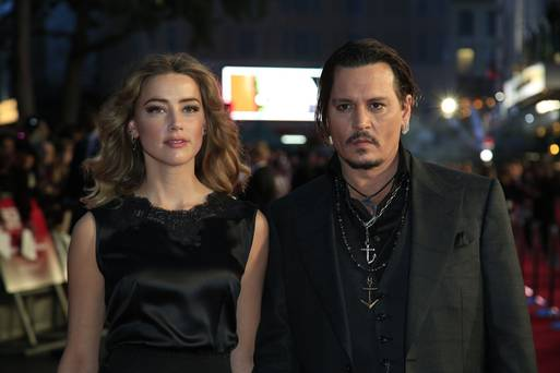 Amber Heard hits back at Johnny Depp after he files a $50 million defamation lawsuit against her
