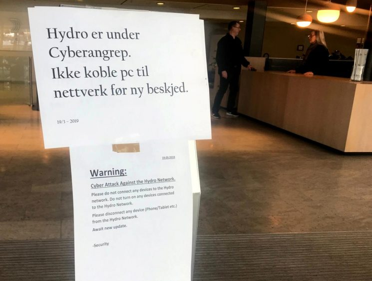 Nordic metals firm Hydro restoring systems after cyber attack