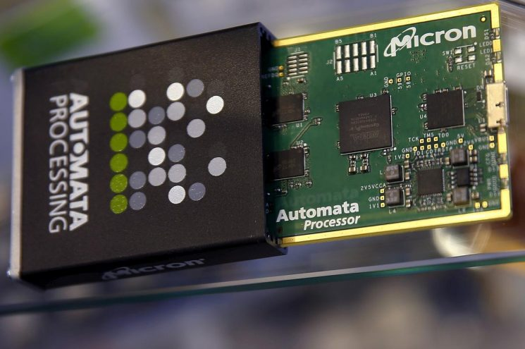 Semiconductor shares rise as Micron predicts memory recovery