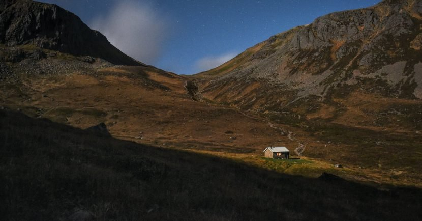 In Britain, Enraptured by the Wild, Lonely and Remote