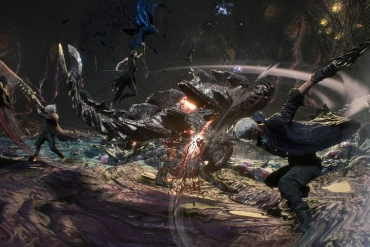Game review: Devil May Cry 5 a polished action game and treat for long-time fans
