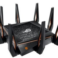 Tech review: Asus ROG Rapture GT-AX11000 built for latest Wi-Fi standard
