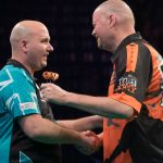 Premier League Darts: Rob Cross insists Raymond van Barneveld can 'come back even stronger'