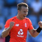 Tom Curran 'always up for the fight', says Mark Butcher after England's opening T20I win