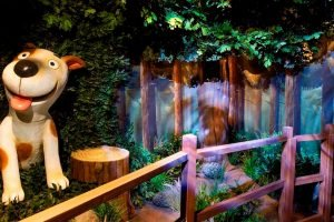 Sneak peek at Chessington's new Room on the Broom attraction for small children