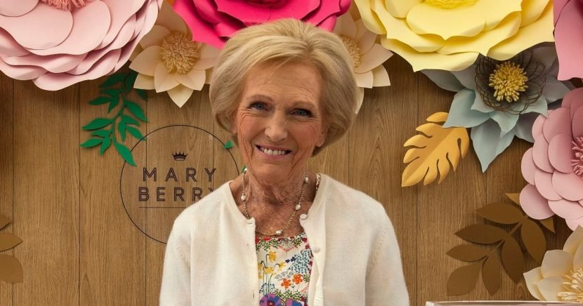 You can now go on a cruise with Mary Berry and even have afternoon tea with her