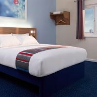 You can currently bag ridiculously cheap Travelodge rooms if you're very quick