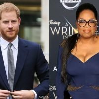 Prince Harry 'Incredibly Proud' Working With Oprah Winfrey for Mental Health Series