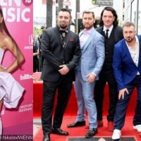 The Rumors Are True! Ariana Grande Brings NSYNC to Coachella Set