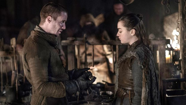 Arya's Adorable Reunion Had Major Clues About the Game of Thrones Ending