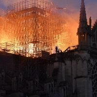 YouTube fact-checker mislabels footage of Notre Dame fire as 9/11 terror attacks