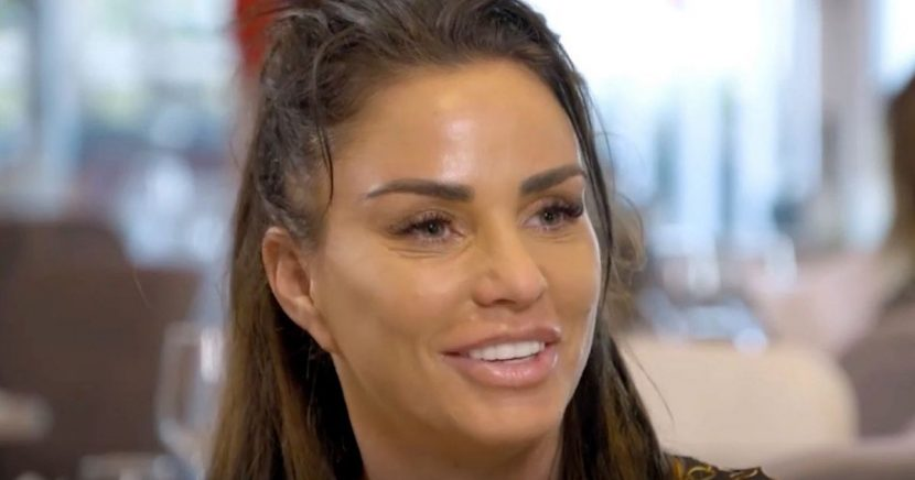 Katie Price tells Kris Boyson to 'f*** off' as he asks for more commitment