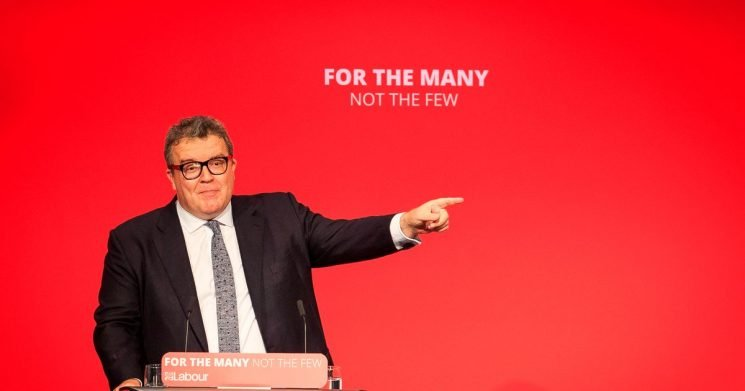 Labour 'must back second Brexit referendum to fight Nigel Farage's new party'