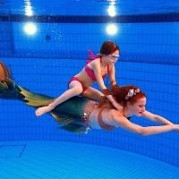 Woman claims she's a mermaid and has been born in the wrong body