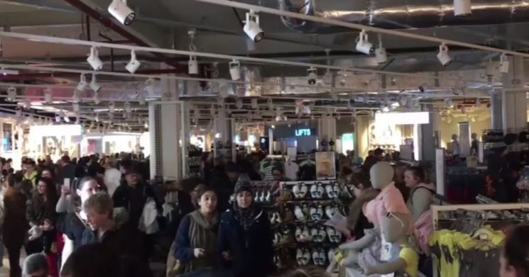 World's biggest Primark suffers power cut during grand opening
