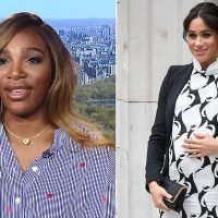 Did Serena just reveal Meghan and Harry are having a GIRL?
