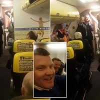 O'Leary gives passengers free drinks on flight after Tiger Roll's win