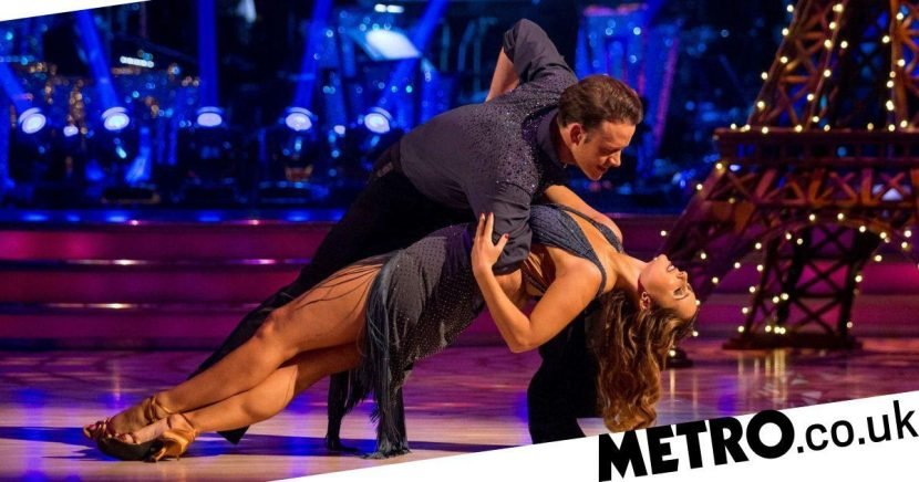 Louise Redknapp denies dancing with Kevin Clifton on Strictly ended her marriage