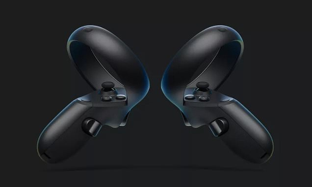 Facebook ships Oculus controllers with 'Big Brother is Watching' label