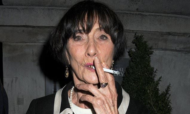 EastEnders' June Brown, 92, says there's 'no point' giving up smoking
