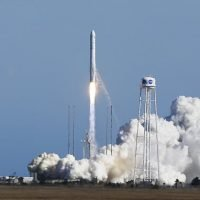 Easter food shipment launches towards International Space Station