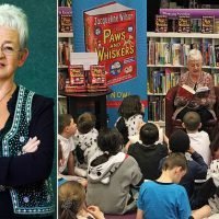 Jacqueline Wilson says transgender people shouldn't change physically