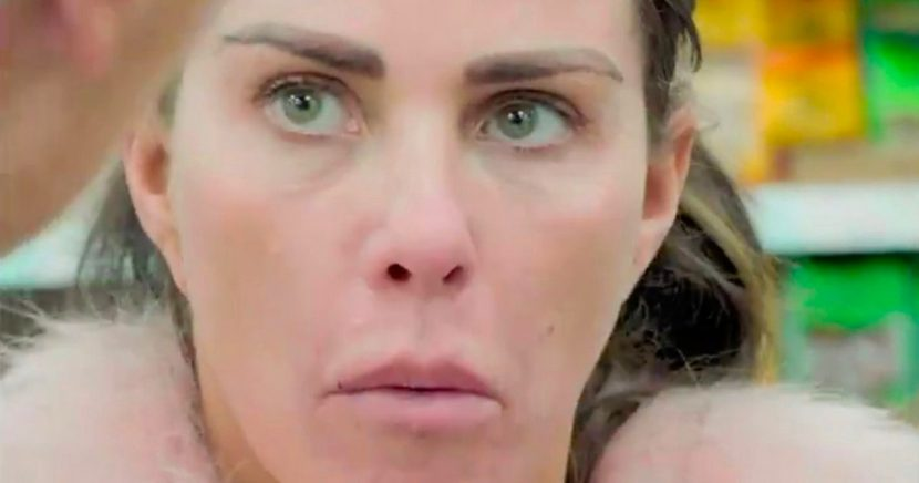 Katie Price's personal trainer sparks beef with Kris Boyson over her weight gain
