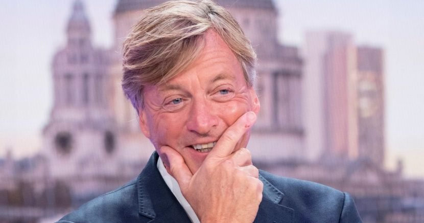 Richard Madeley gets 'punched in fac'e by Britain's oldest stuntman on GMB