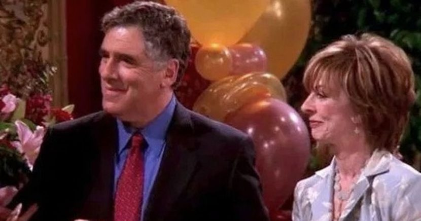 Friends fans have spotted something very strange about Ross and Monica's dad