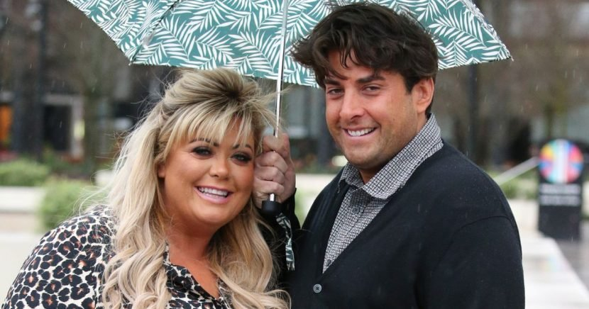 Gemma Collins 'worried' about Arg's size and fears he'll binge while she's away