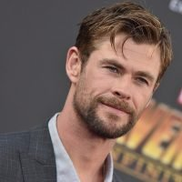 Chris Hemsworth used Snickers bars to make his daughter tall enough for Disney ride