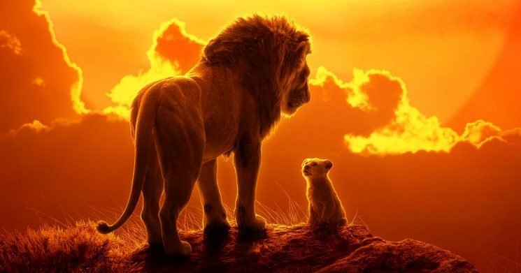 These Gorgeous Photos From The Lion King Reboot Are Truly a Sight to Behold