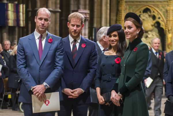 Are Harry & William Close? Here's What's Known About The Status Of Their Reported Feud