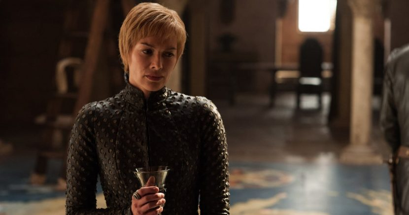 I'd Happily Watch 55 Minutes of Cersei Lannister Sipping Wine in Between Biting One-Liners