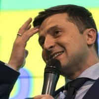 How a TV comedian could have the last laugh in Ukraine