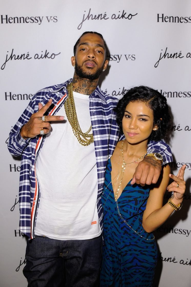 Jhené Aiko Announced She's Postponing Her New Music To Honor Nipsey Hussle's Legacy