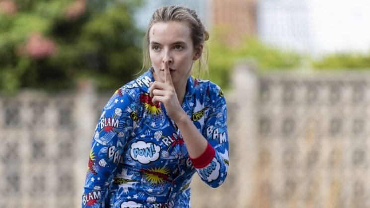 Killing Eve's Jodie Comer on her bewitching killer Villanelle