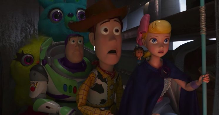 "Another Teaser Trailer For Toy Story 4 Welcomes ""Old Friends and New Faces"" — Watch Now!"