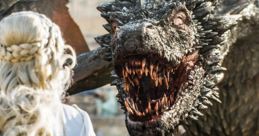A Quick and Handy Guide to Daenerys's Dragons on Game of Thrones