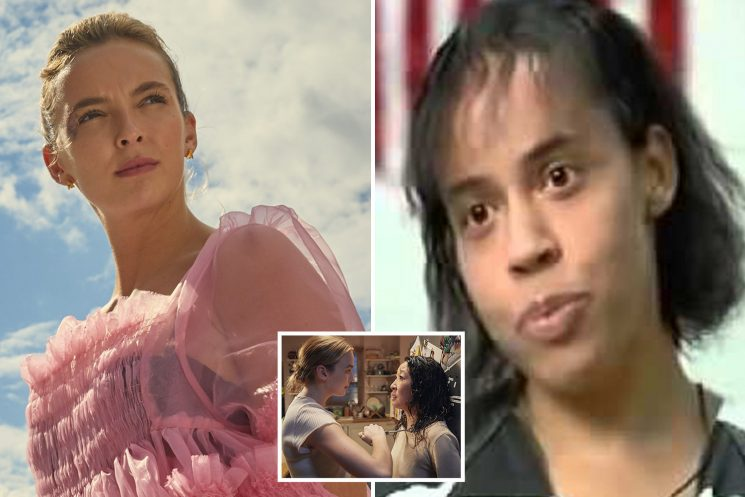 How Killing Eve's Villanelle is inspired by psychopathic mum who lured a disabled man to her house for sex then spent days torturing him by drilling nails into his head